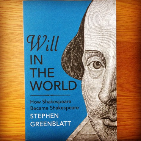 Will in the World Stephen Greenblatt