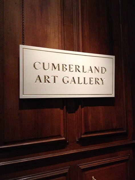 Cumberland Art Gallery Hampton Court