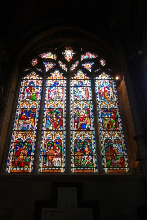 Ely Cathedral window