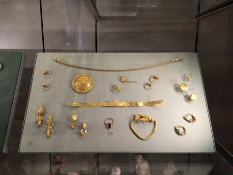 The Fitzwilliam Museum jewellery
