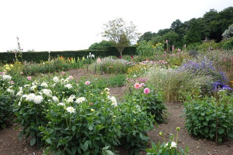 Chartwell vegetable garden