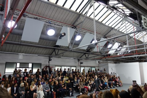 London Fashion Week fashion blog