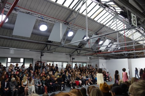 London Fashion Week blog