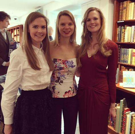 Daisy Dunn book launch