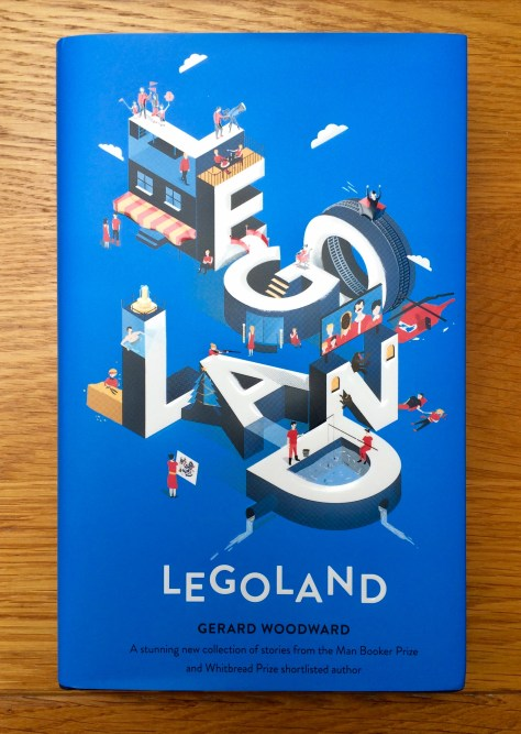 Legoland by Gerard Woodward