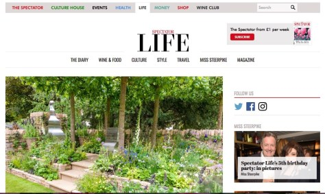 Chelsea Flower Show article