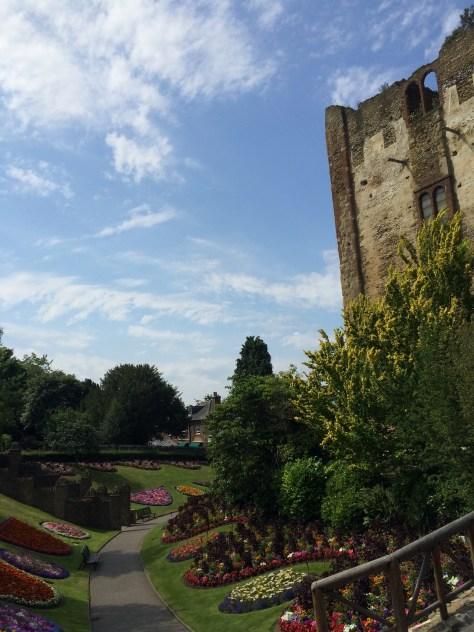Guildford Castle Summer