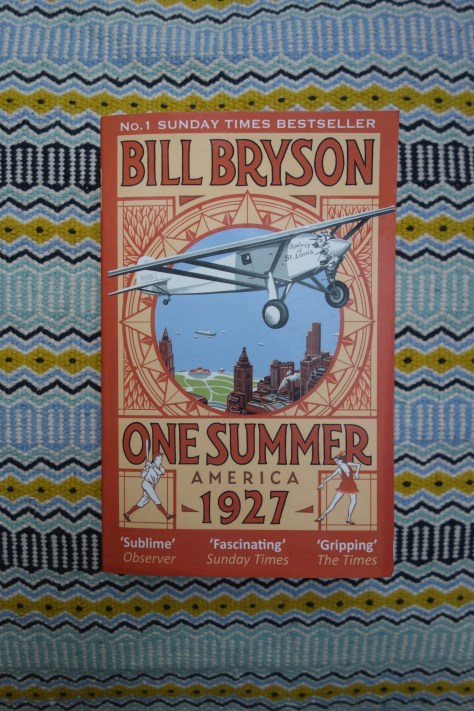 Bill Bryson One Summer 1927 review