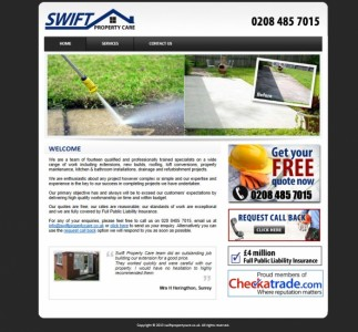 Swift property care