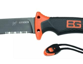 Der Test zum Gerber Bear Grylls Ultimate Survival Messer mit Kombiklinge