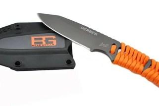Gerber Bear Grylls Paracord Knife im Test – Survival Für Kleines Geld
