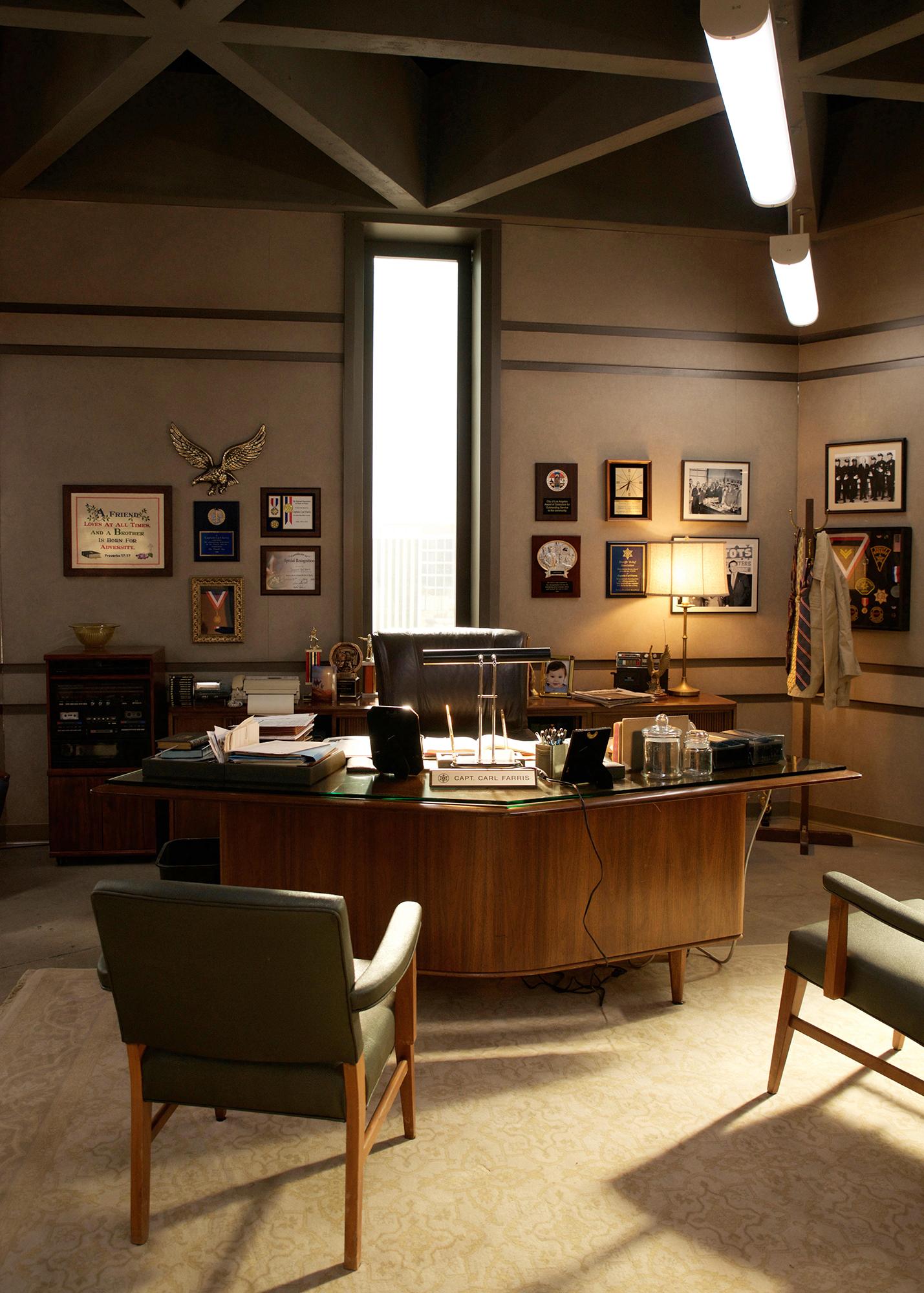 LA Sherriff's Office 2