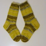 Just a Quickie Project Cos I Liked the Colour Yarn....