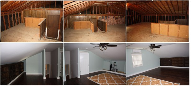 Bonus (Former attic over garage)