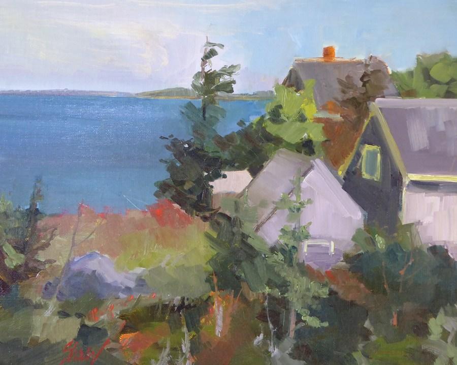 Susan Shaw,Alice Kent Stoddard Studio,#4