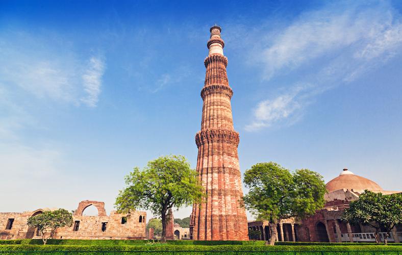 SusIndia | Delhi, Qutub Minar