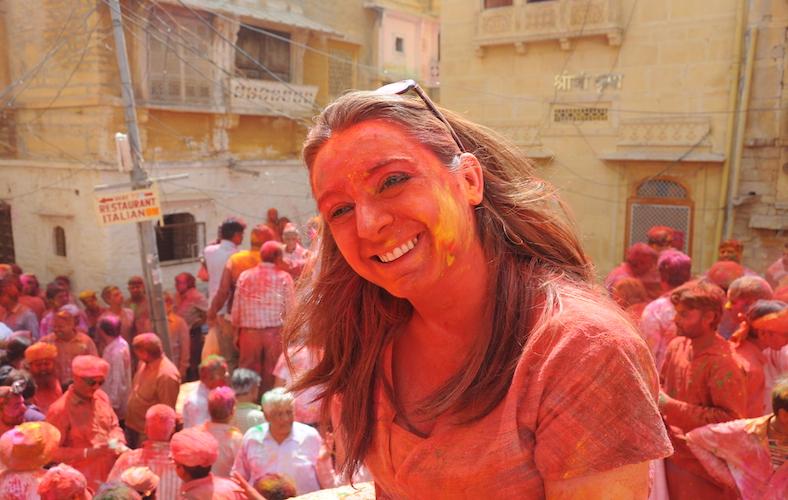 SusIndia | Holi in Rajasthan | Ph. Manuela Nessi ©