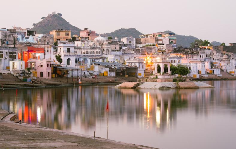 Viaggio in india a passo di danza | Pushkar