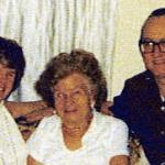 Mom, Grandma and Dad
