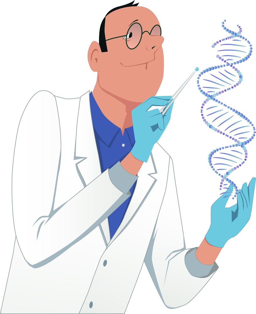 7. Gene Machine