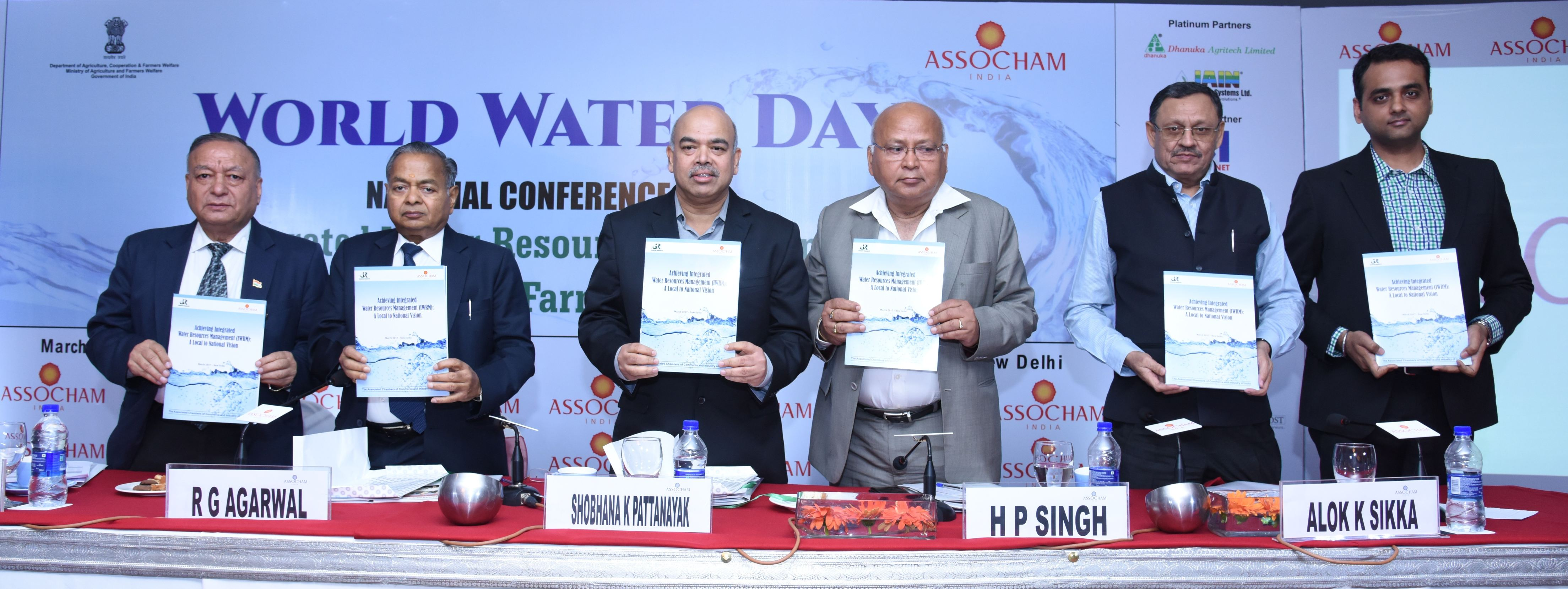 Conserving Water in India in the Dhanuka Way