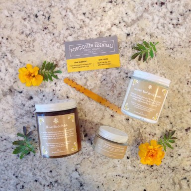 holistic beauty forgotten essentials sustainable daisy ecofriendly ecobeauty fashion blogger