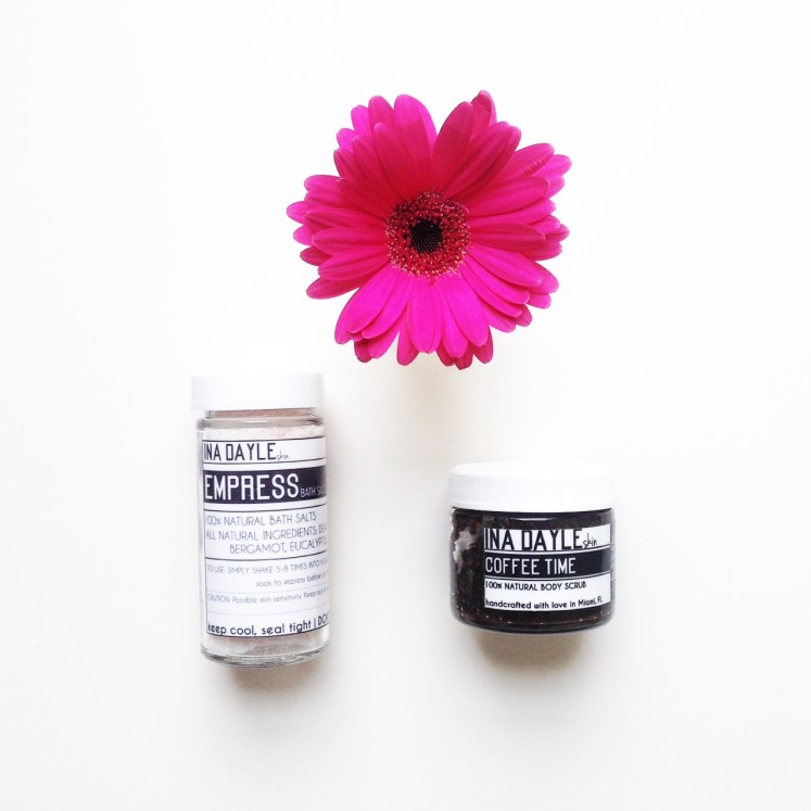 coffee scrub grounds sustainable daisy sustainability beauty review product products haul recommendations organic all natural blog blogger