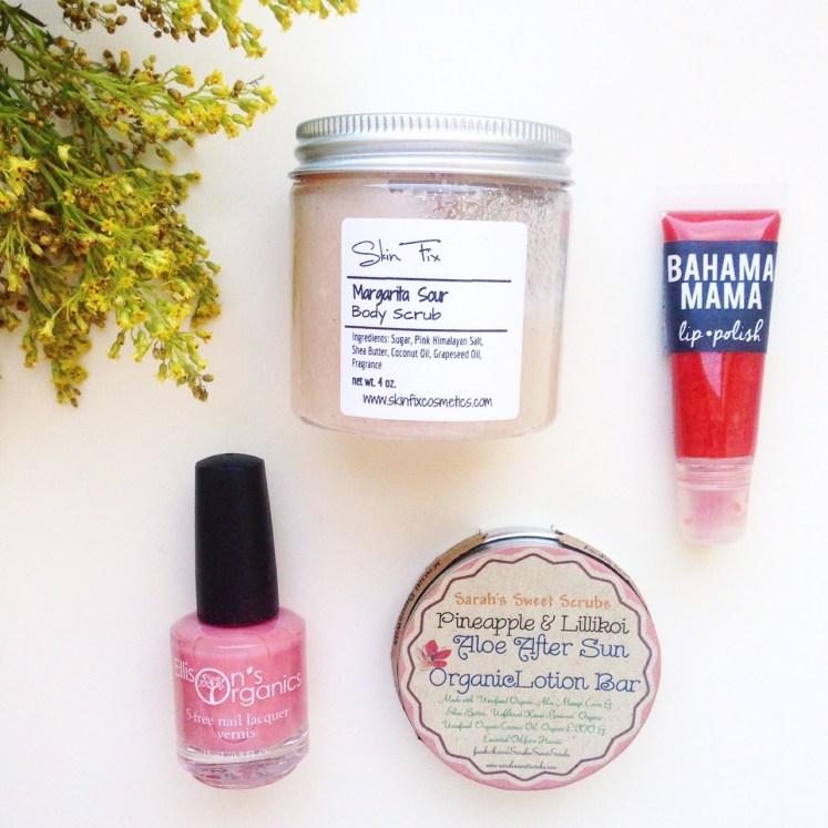 nontoxic nailpolish nail polish sustainable green ecofriendly products haul product review blog blogger sustainability ecofriendly