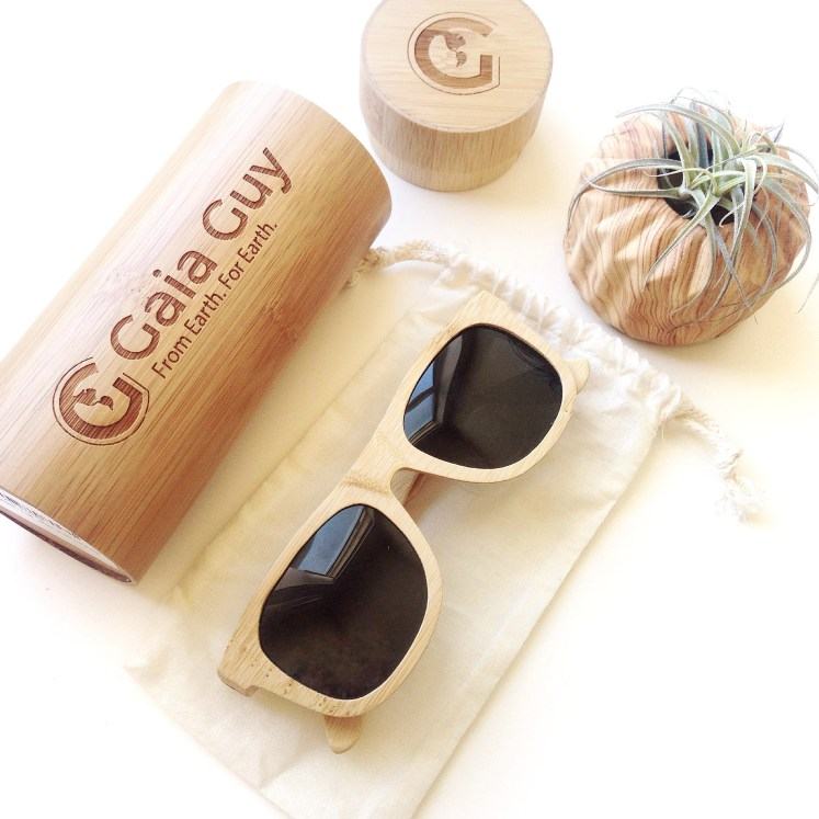 bamboo sunglasses sunnies shades biodegradable compostable sustainable ecofriendly green recyclable earth friendly eco sustainability review