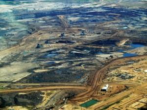 tar sands, Alberta