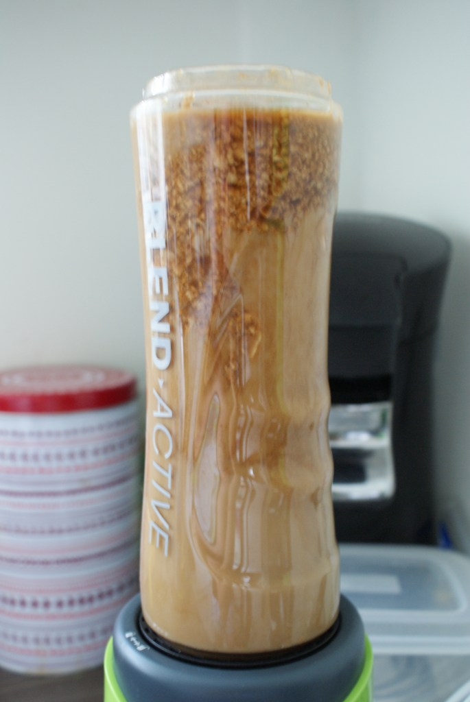 Susty Mmels - Breakfast in a Smoothie Smoothie