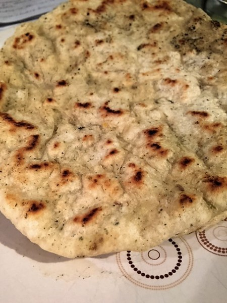 Quick and easy flat bread recipe