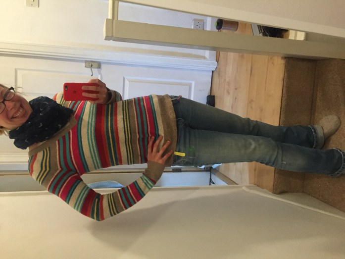 Outfit of the Day - Jeans, Jumper and Snood | 21/10/2016 | OOTD | Susty Meals | Sarah Irving