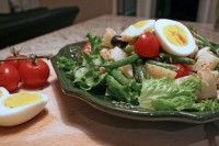 Best ever Salad Nicoise