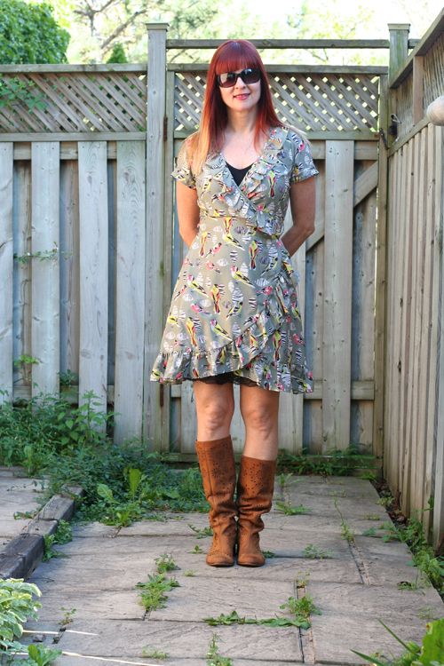 how to make a dress without sewing machine