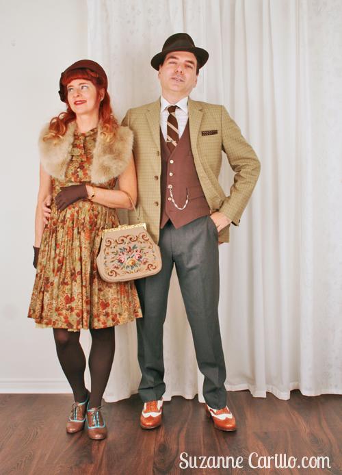 dressing 1940s style suzanne carillo
