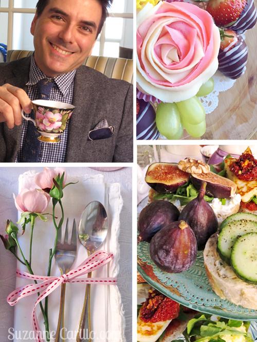 homemade high tea ideas suzanne carillo