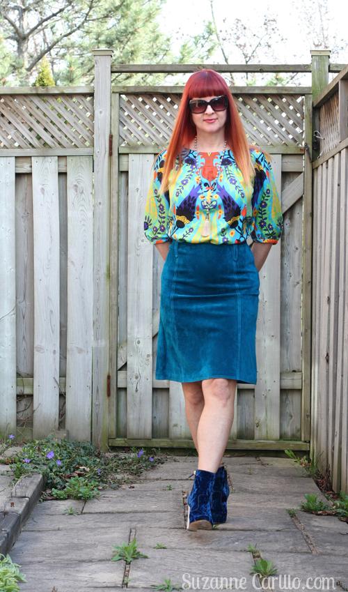 how to wear bright colours over 40 suzanne carillo
