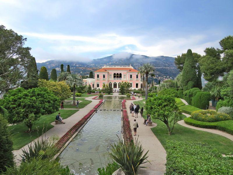 Villa nice france