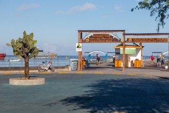 Puerto Baquerizo Moreno on San Cristobal Island