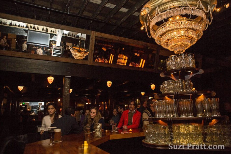 Von Trapps German Beer Hall in Capitol Hill, Seattle