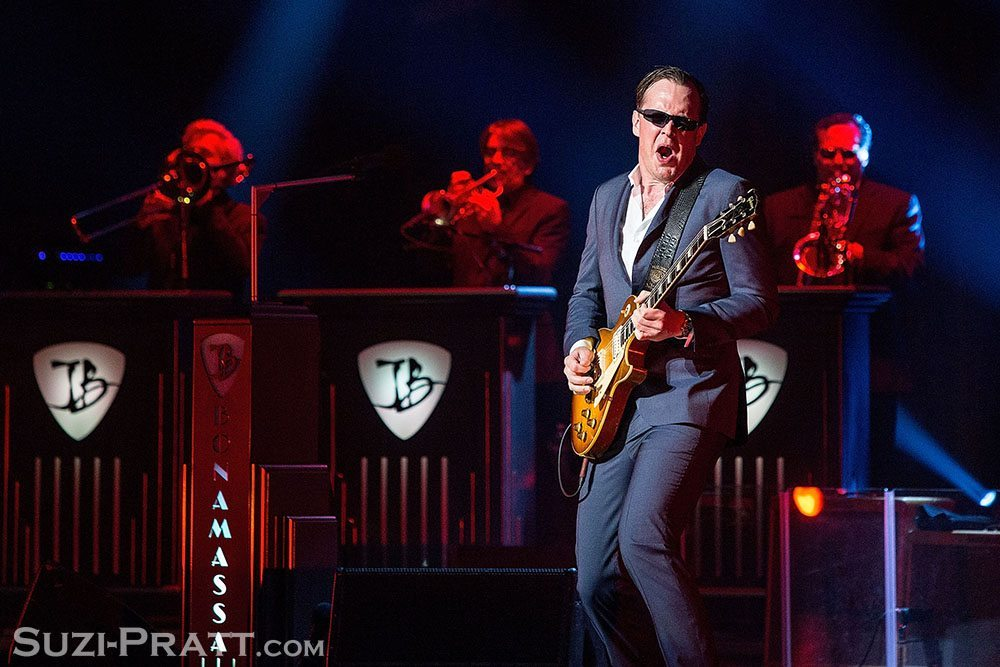 Joe Bonamassa The Guitar Event Of The Year