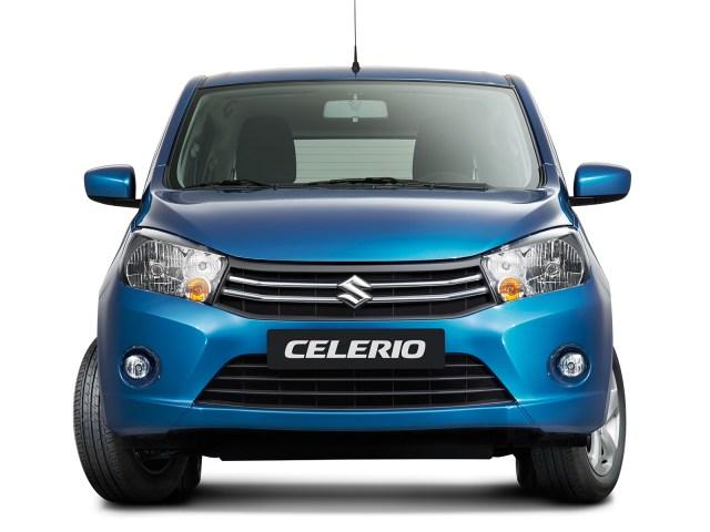 Suzuki Celerio debiutuje w Polsce