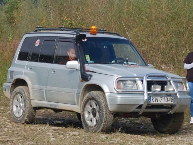 Suzuki Vitara Long – oczko w głowie Słowika