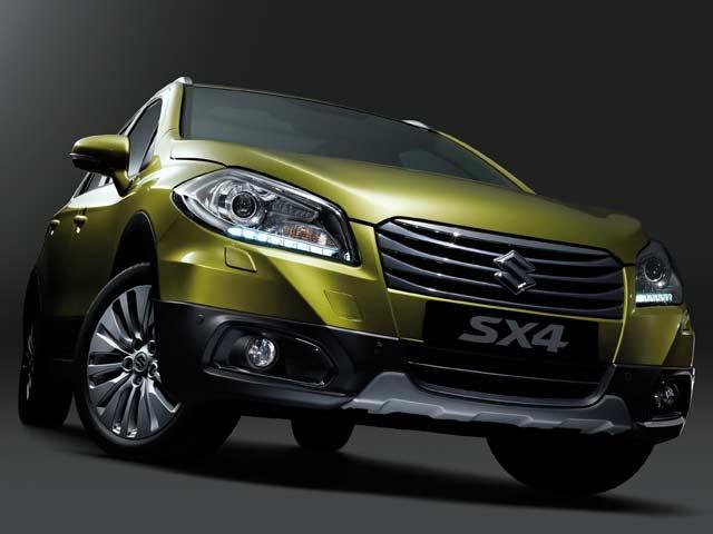 Suzuki SX4 S-CROSS – 5 gwiazdek w Euro NCAP