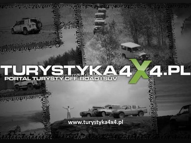 Turystyka4x4.pl – Twój portal off-road & SUV