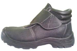 Ботинки сварщика с металлоподноском