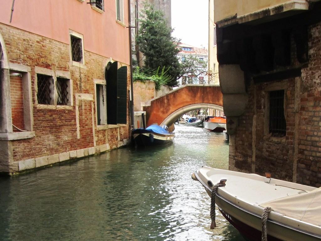 Venician canal