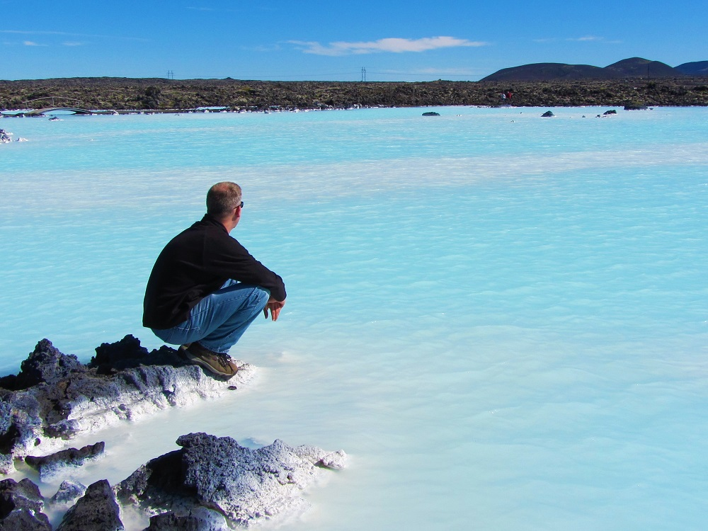 Travel - Iceland - Blue Lagoon