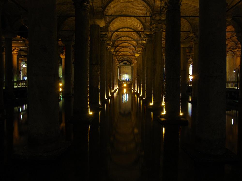 Turkey - Istanbul - Basilica Cistern